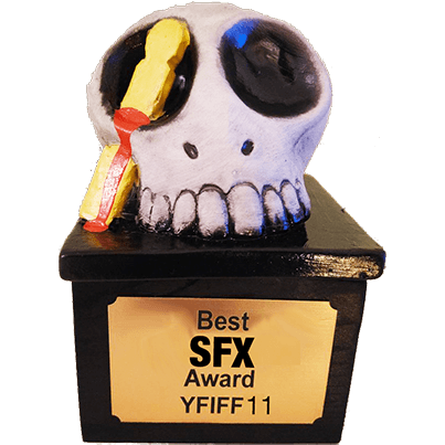 Yellow Fever Indie Film Festival 2020 Best SFX Award